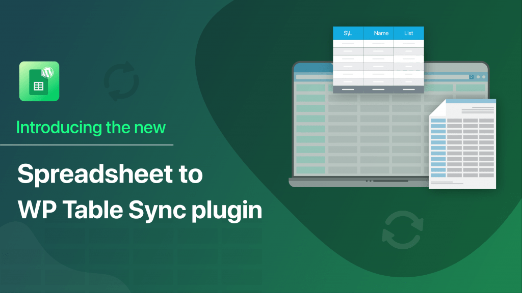 Introducing the New Google Sheets to WordPress Table Live Sync Plugin, Setup and Forget ,Auto Sync Forever.