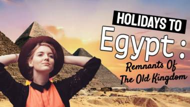 Thumbnail feature image to illustrate Holidays to Egypt.