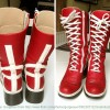 Pair of wonder woman boots