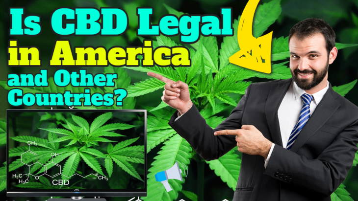 Is CDB legal in the US?