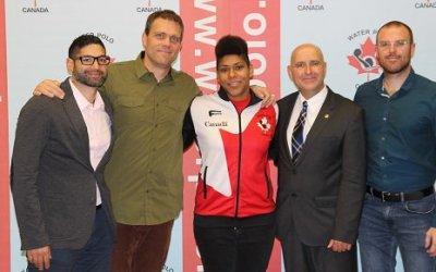 L'équipe nationale masculine s'installe à Montréal