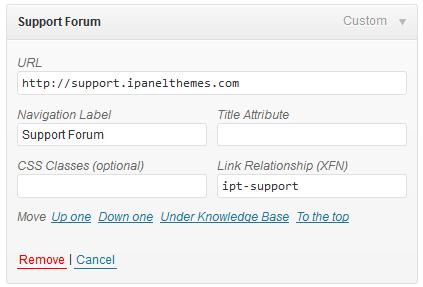 Adding Icons to Navmenu items