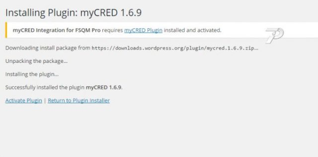 myCRED-automatic-installation