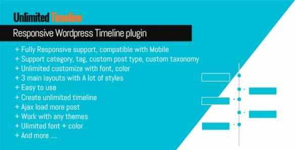 Unlimited timeline responsive plugin
