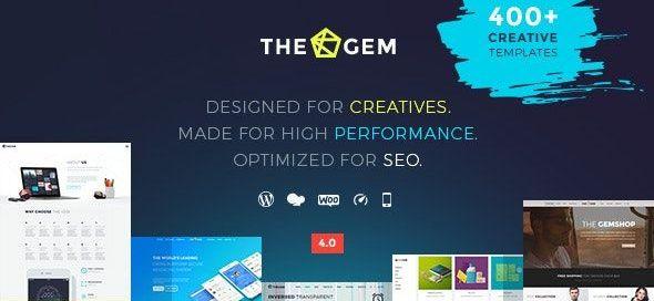 The Gem Wordpress Theme