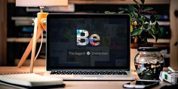 Betheme WordPress theme for Multi Purpose theme