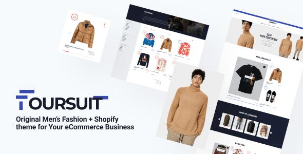 Foursuit Shopify Theme