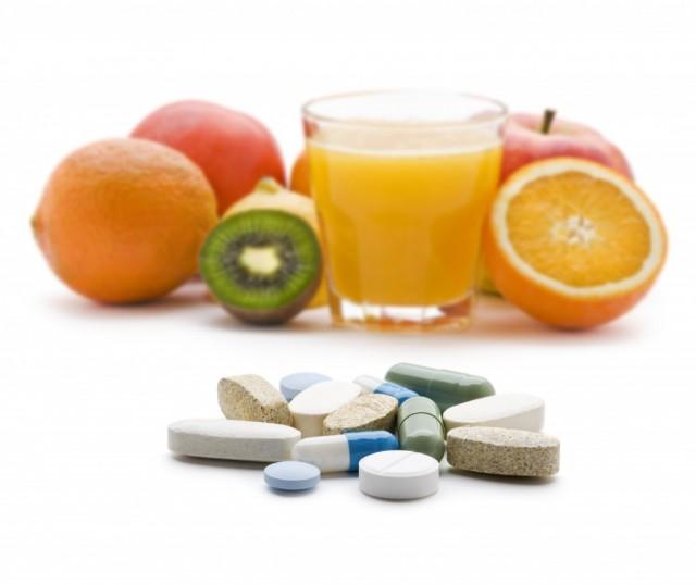 Natural foods vs Supplements