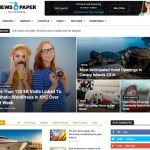 Amazing WordPress Themes For Tech Blogs 2015