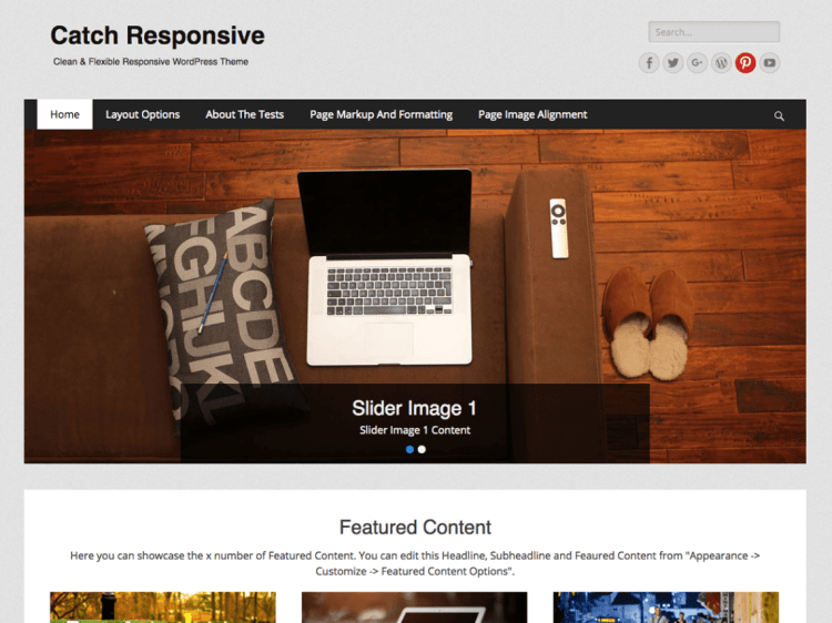 Catch-free-responsive-WordPress-WPreviewteam
