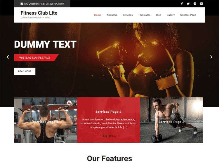 Fitness-Club-Lite-free-WordPress-theme-2020