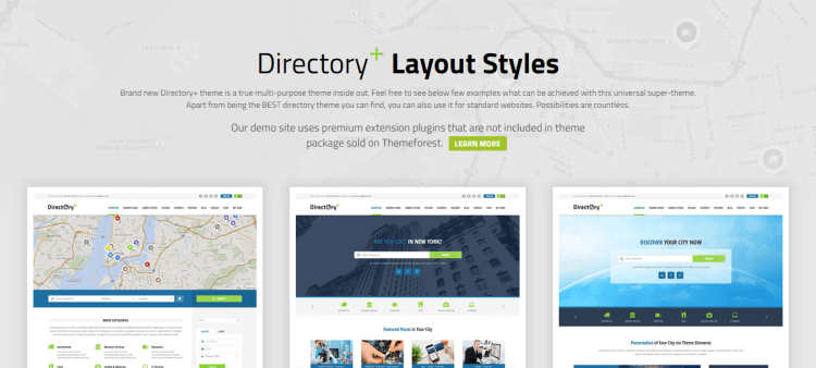 Directory+-premium-WordPress-theme-listings-directory-WPreviewteam