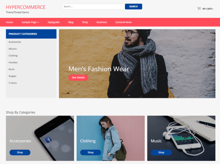 Top 25+ free eCommerce WordPress themes for 2019(Updated