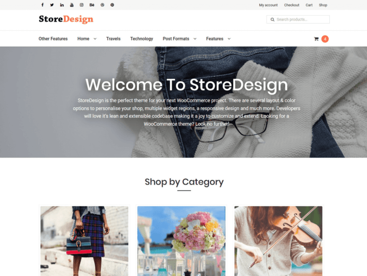 StoreDesign-free-responsive-busienss-WPreviewteam