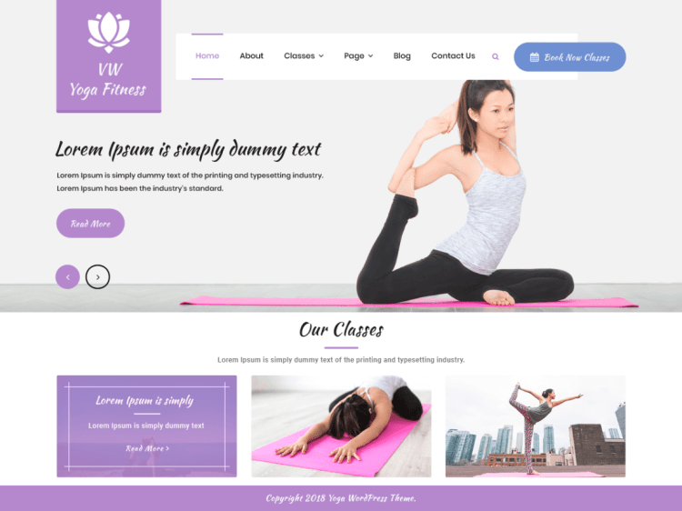 VWYoga-Fitness-free-responsive-fitness-WordPress-WPreviewteam