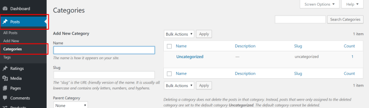 WordPress-Categories-Form-Category-screen-WPreviewteam
