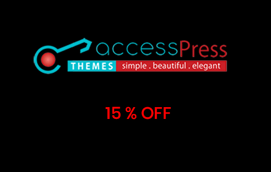 AccessPress Theme coupon and deals
