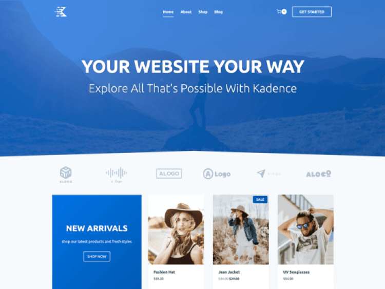 Kadence-best-free-eCommerce-WooCommerce-WordPress-themes-WPreviewteam