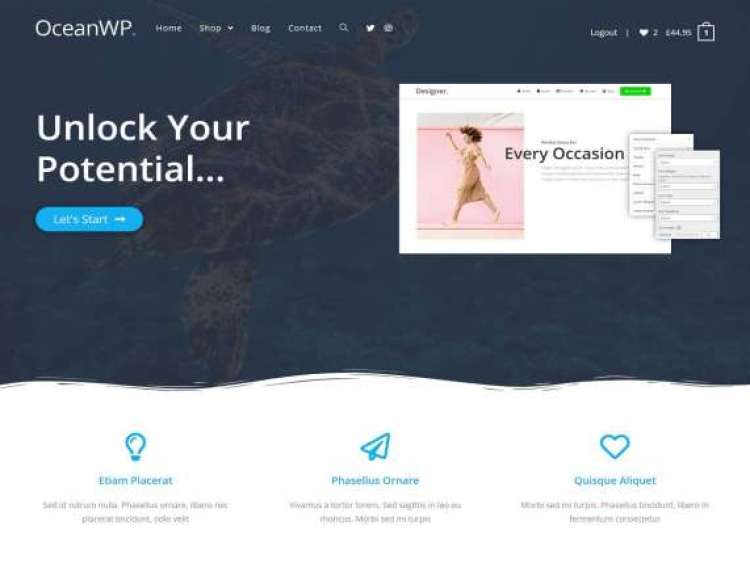 OceanWP-best-free-responsive-eCommerce-WordPress-theme-WPreviewteam