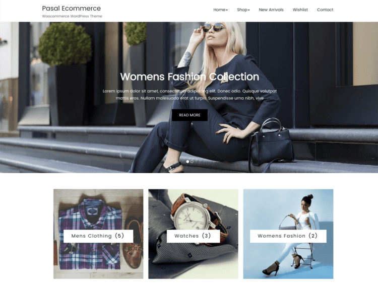 PasaleCommerce-best-free-eCommerce-WordPress-themes-WPreviewteam
