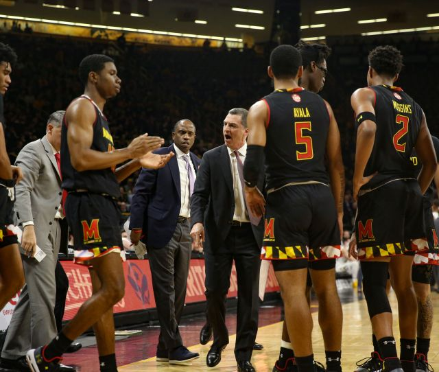 Maryland Mens Basketball Made Strides All Year But Couldnt Make