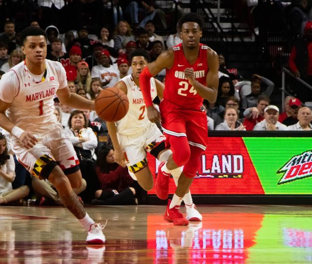 Maryland Mens Basketball Is A No  Seed In Ncaa Tournament Will