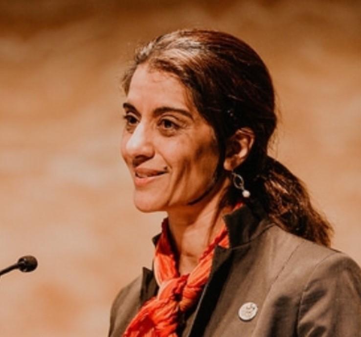 <br>Sanam Naraghi Anderlini