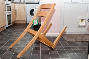 DIY fail chair