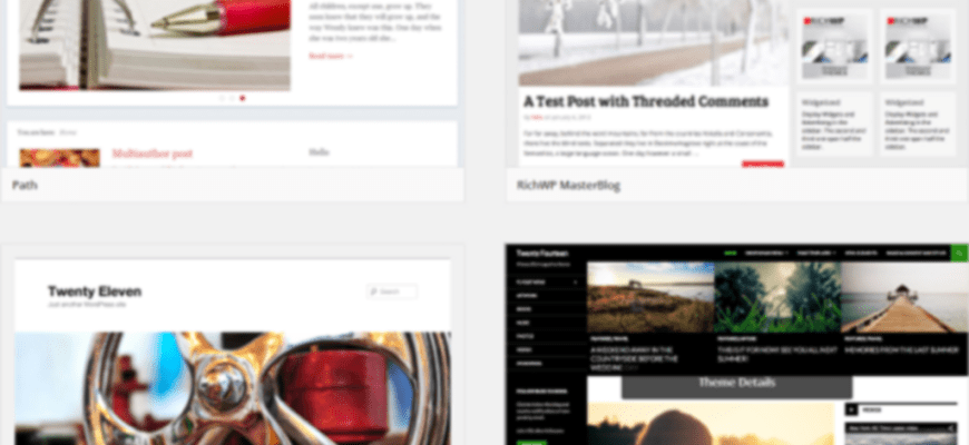 WordPress themes | Mastering the Fundamentals of WordPress Themes