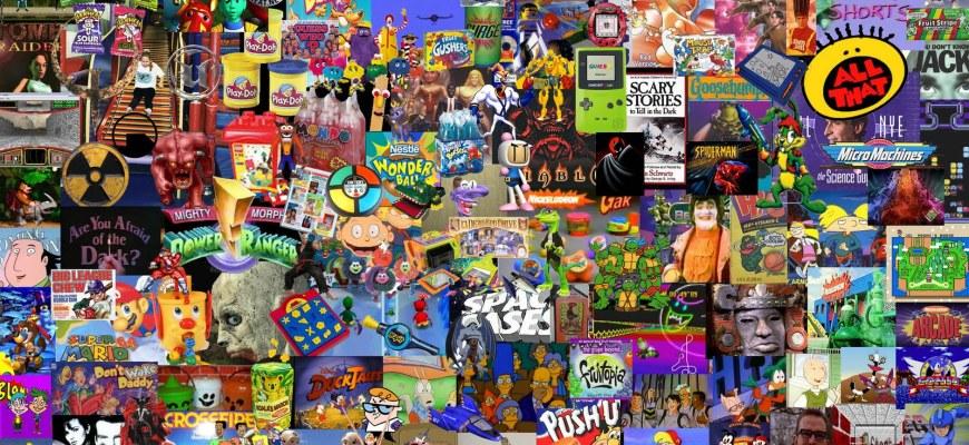 90s nostalgia | front-end development