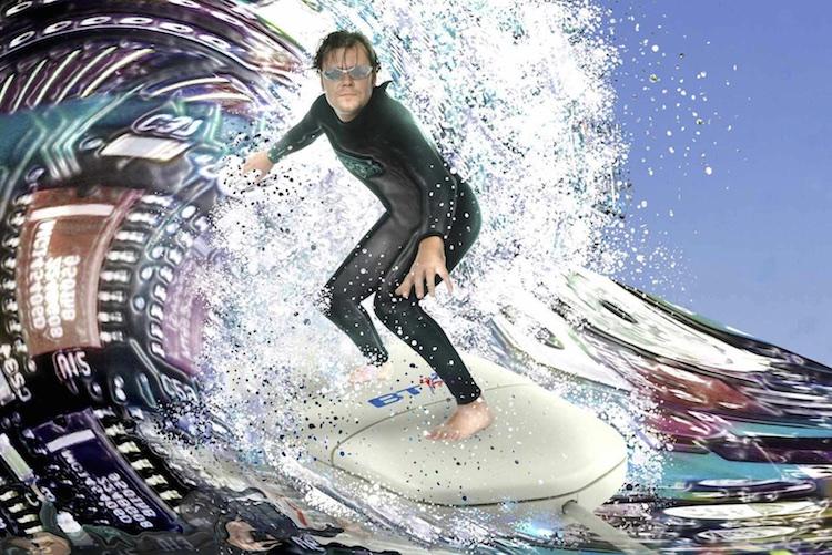 modèle de codage surfeur