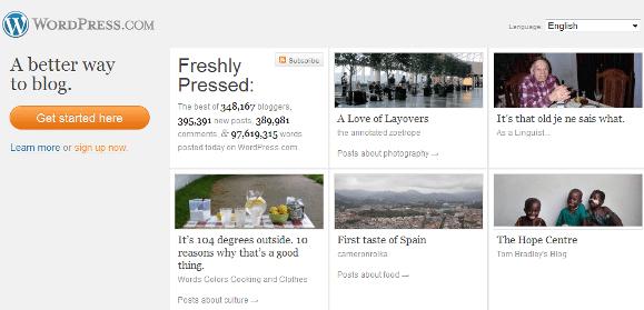 WordPress.com — Get a Free Blog Here
