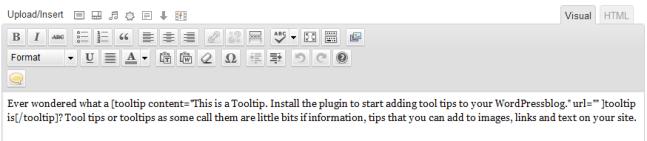 WordPress Tooltips Plugin