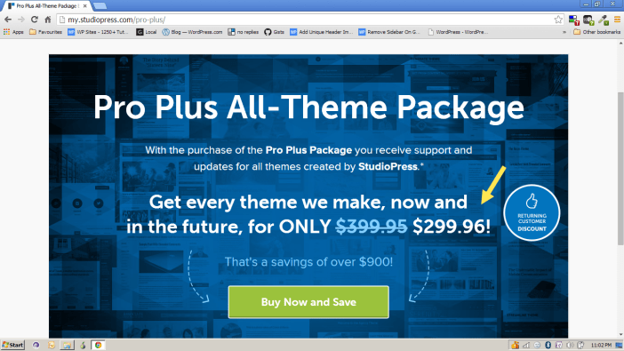 studiopress all themes package