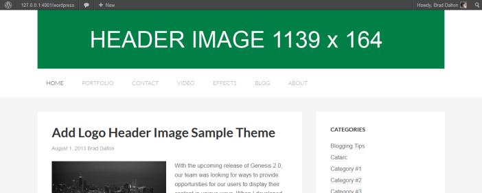 header image full width