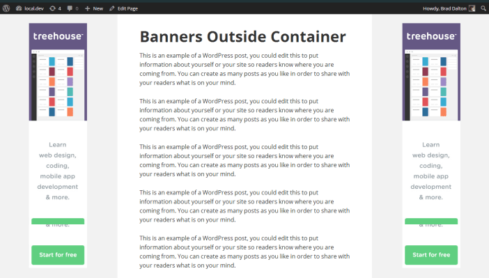 anners Outside Container