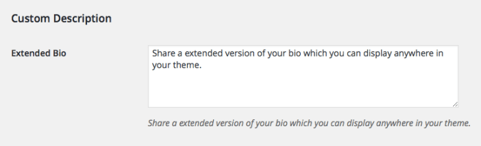 custom-description