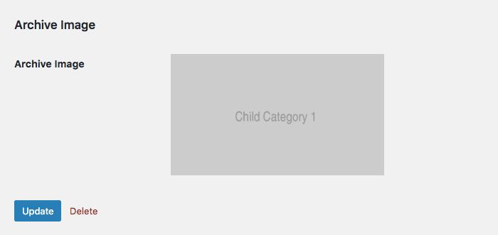 Child Theme Category