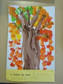 Autumn Tree Painting (10)
