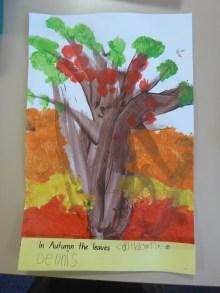 Autumn Tree Painting (14)