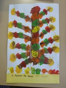 Autumn Tree Painting (17)