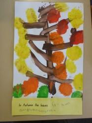 Autumn Tree Painting (5)
