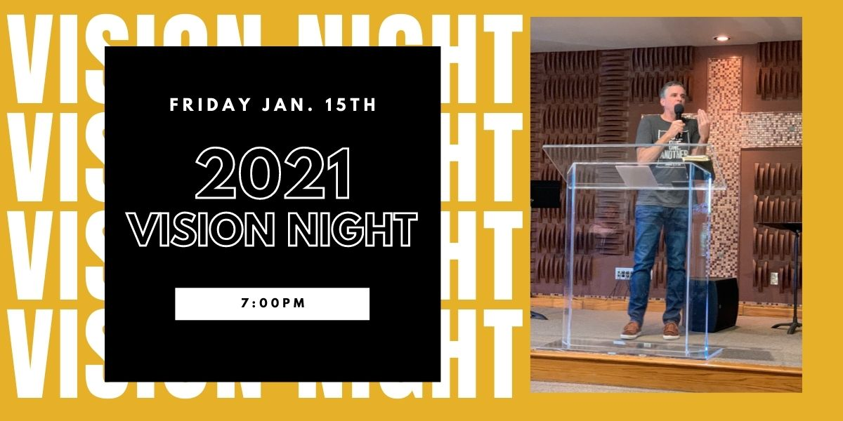2021 Vision NIght at The Tabernacle Church in Covington Louisiana