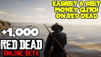 This Is THE FIRST EASY Money Glitch On Red Dead Redemption 2