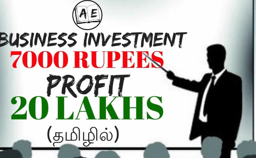 How To Start A Business With No Money Or Low Investment In Tamil 100