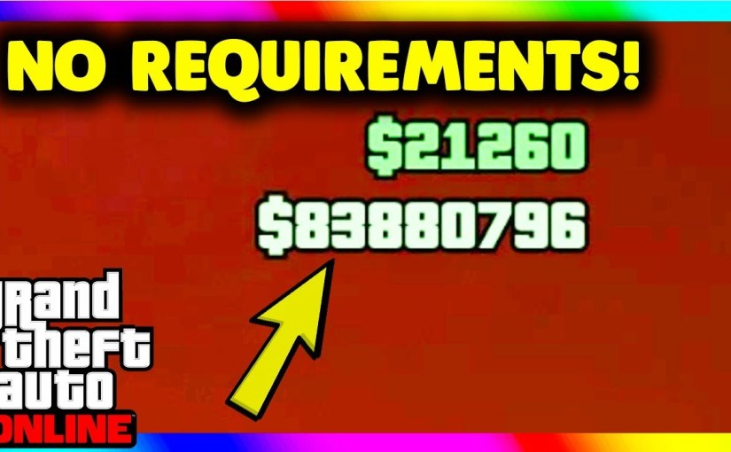 gta v how to get money easy