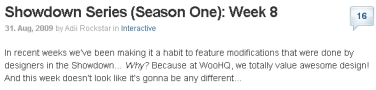 Custom Modifications Of WooThemes Voted Upon By Users