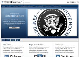 White House Pro 3 Screenshot