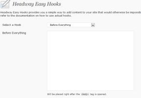 Easy Hooks For Developers