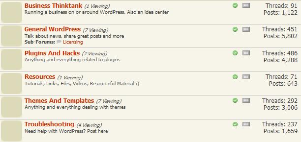 WPTavern Forum